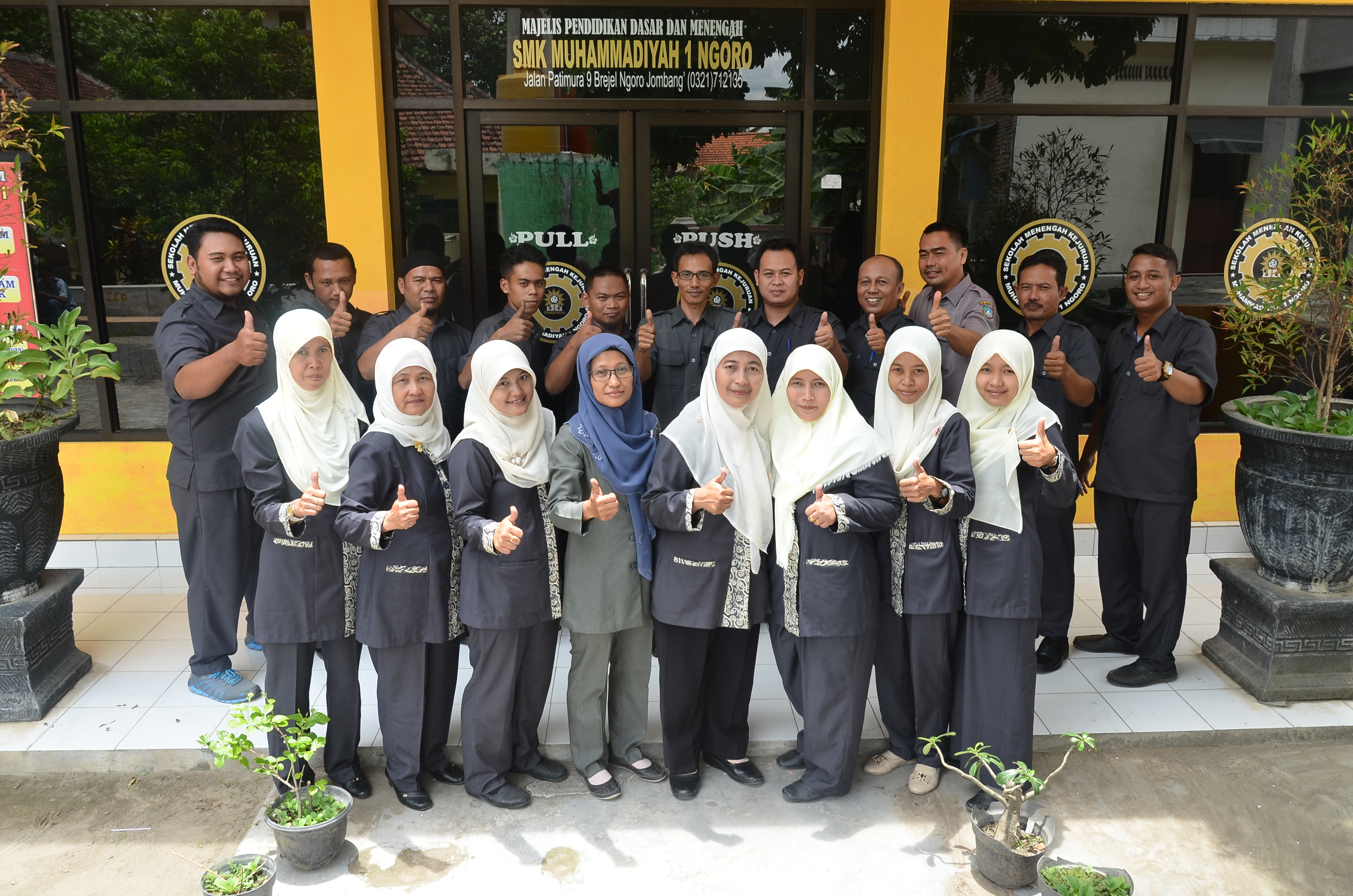 DEWAN GURU SMK MUHAMMADIYAH 1 NGORO